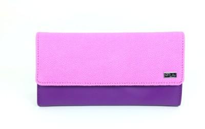 Goodwill Leather Art Women Casual, Festive, Formal, Party, Wedding Pink, Purple  Clutch