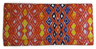 Baabo Women Orange  Clutch