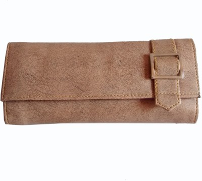Fiable Casual Grey  Clutch at flipkart