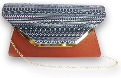 LACIRA Women Multicolor  Clutch