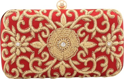 Sunbeams Women Red  Clutch