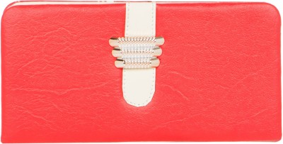MTE Women Casual Red  Clutch