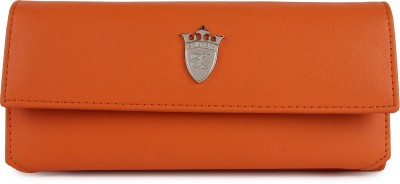 Styler King Women Orange  Clutch at flipkart