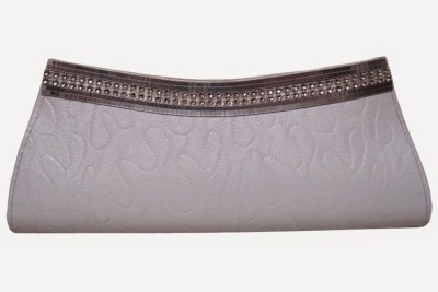 MTE Women Formal, Party White  Clutch
