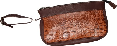Aamin Women Party Tan  Clutch