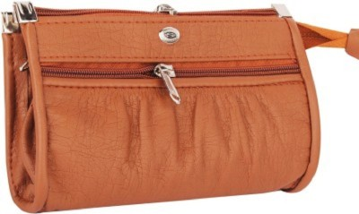 JMD Women Casual, Wedding, Party, Formal, Sports, Festive Tan  Clutch