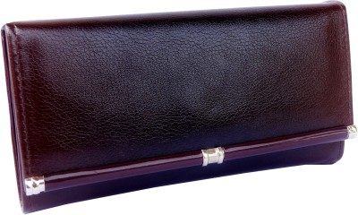 Purseonality Women Casual, Formal Brown  Clutch