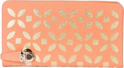 Eshtyle Women Pink  Clutch