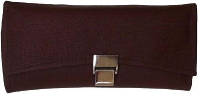 Goldeno Women Casual Brown  Clutch