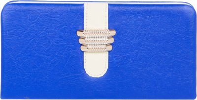 MTE Women Casual Blue  Clutch