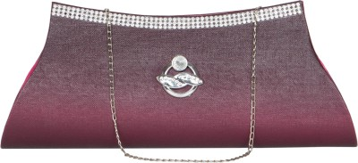 MTE Women Casual Pink  Clutch