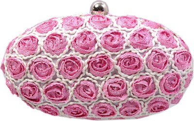 Duchess Women Wedding Pink  Clutch