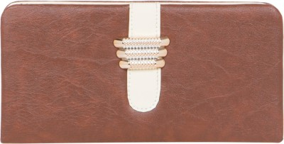 MTE Women Casual Brown  Clutch
