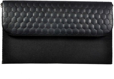 Duchess Women Wedding, Casual, Party Black  Clutch