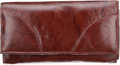 MASKINO Women Casual Brown  Clutch