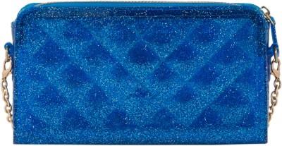 Eshtyle Women Blue  Clutch