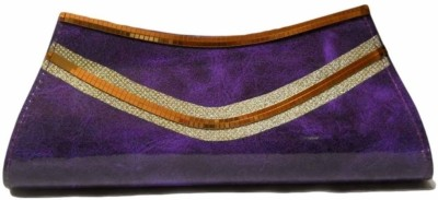 MTE Women Casual, Party Purple  Clutch