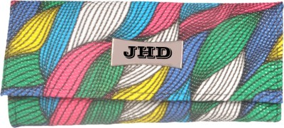 Jass Home Decor Women Casual Multicolor  Clutch