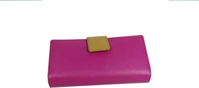 Essart Women Casual Pink  Clutch