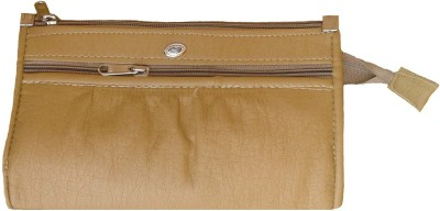 Goldeno Women Casual Beige  Clutch