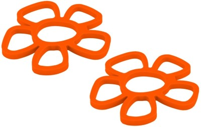 AND Retails Round Rubber Coaster Set(Pack of 2) at flipkart