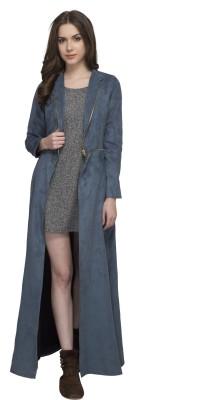 Athena Cotton Blend Solid Coat
