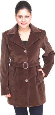 Trufit Women's Single Breasted Coat