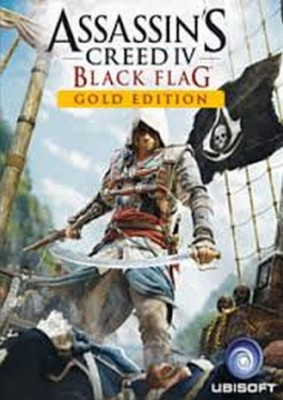 Assassin's Creed IV: Black Flag Gold Edition(Digital Code Only - for PC)