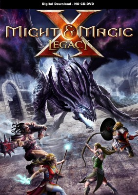 Might & Magic X Legacy Deluxe Edition(Digital Code Only - for PC)