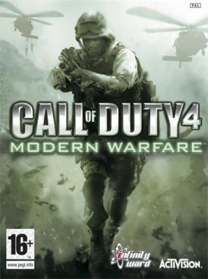 Call Of Duty 4: Modern Warfare Pc/Mac -Digital Code(Code in the Box - for PC) at flipkart
