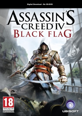 Assassin's Creed IV Black Flag(Digital Code Only - for PC) at flipkart