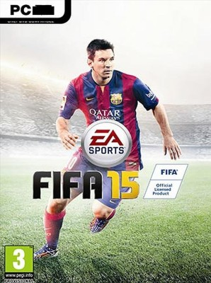 FIFA 15(Code in the Box - for PC) at flipkart