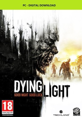 Dying Light - game(Code in the Box - for PC) at flipkart