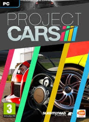 Project CARS(Code in the Box - for PC) at flipkart