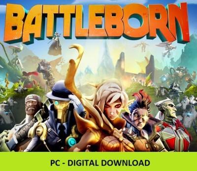 Battleborn(Digital Code Only - for PC)