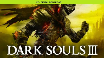 Dark Souls III (Code in the Box - for PC) at flipkart
