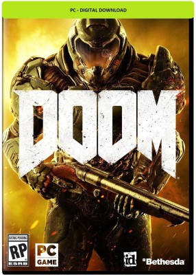 Doom(Code in the Box - for PC) at flipkart