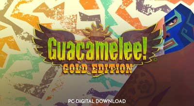 Guacamelee! Gold Edition Gold Edition(Digital Code Only - for PC)