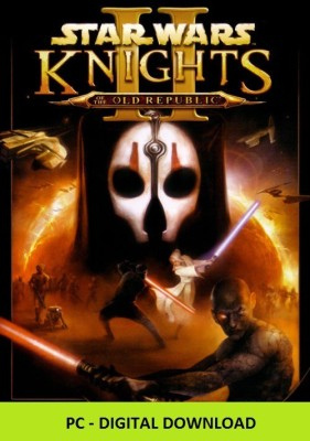 STAR WARS: Knights of the Old Republic II(Digital Code Only - for PC)