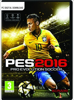 PES 2016(Code in the Box - for PC) at flipkart