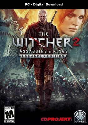 The Witcher 2 Assassins of Kings Enhanced Edition(Digital Code Only - for PC)
