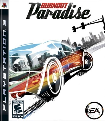 burnout paradise ps3 Limited Edition(Digital Code Only - for PS3) at flipkart