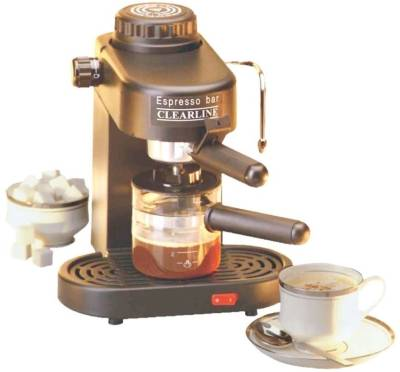 Clearline-Espresso-Bar-Coffee-Maker