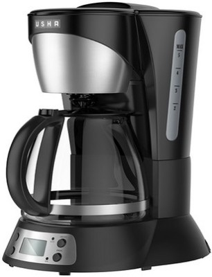 Usha CM3320 12 Cups Coffee Maker(Black) at flipkart