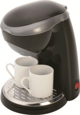 Birla BEL-CM-8 2 cups Coffee Maker(Black)