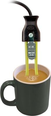 VintageWorld's Mini Bare Brass Yellow 550 W 1 cups Coffee Maker(Yellow)