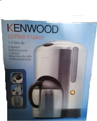Kenwood CM 385 10 Cups Coffee Maker(Silver) at flipkart