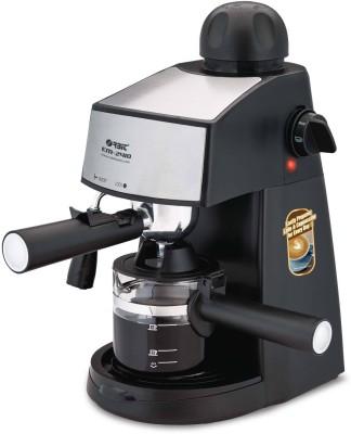 Orbit EM-2410 4 cups Coffee Maker(Black)