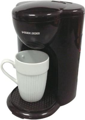 Black & Decker DCM25 1 Cups Coffee Maker(Black)