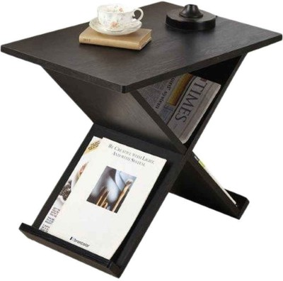Vishwakarma Furniture Solid Wood Coffee Table(Finish Color - dark brown)